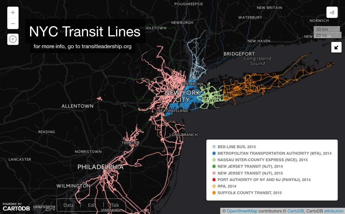 Transit Leadership
